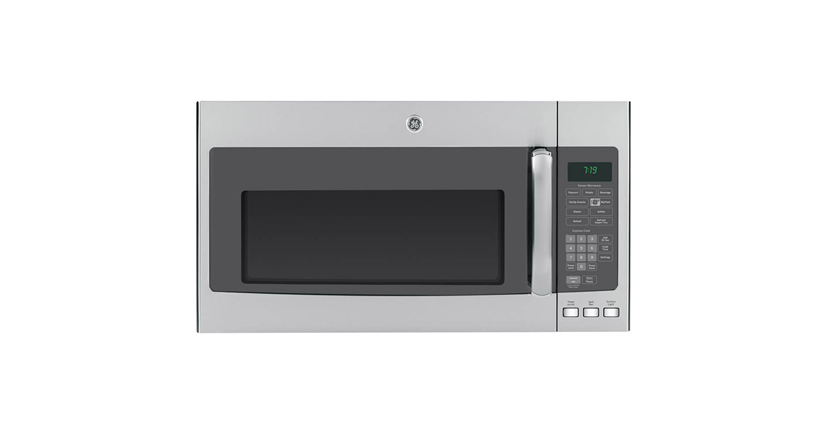 GE-JVM7195SFSS Stainless Steel Over the Range Microwave image