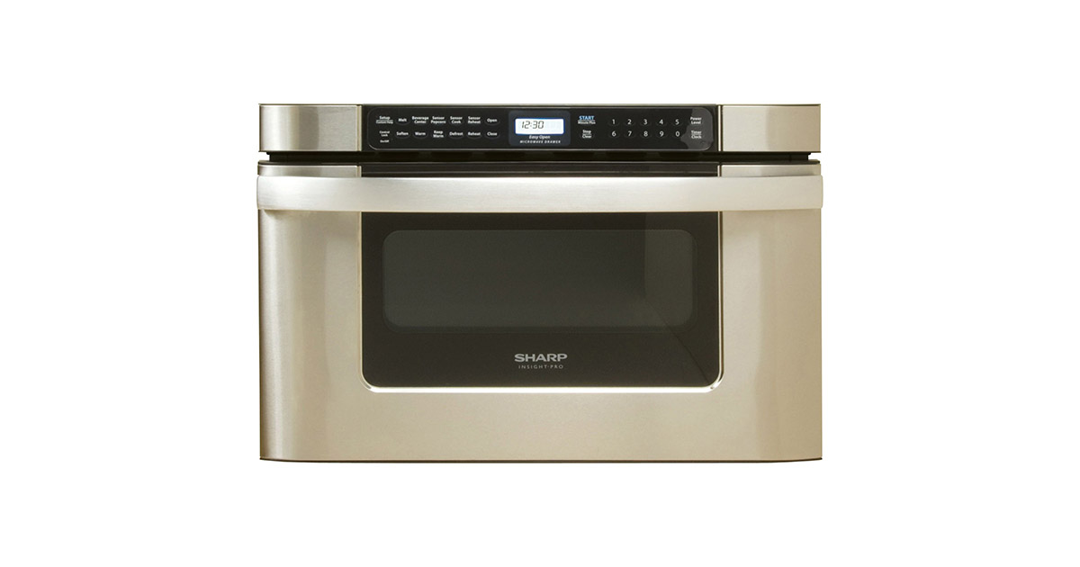 Sharp Kb 6524ps Microwave Drawer Oven Must Read Reviews Of