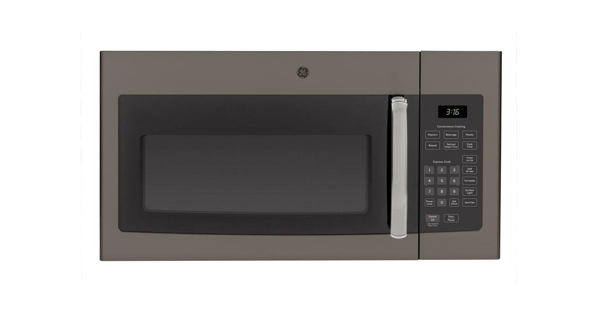GE-JVM3160EFES 30-Inches Over the Range Microwave Oven image