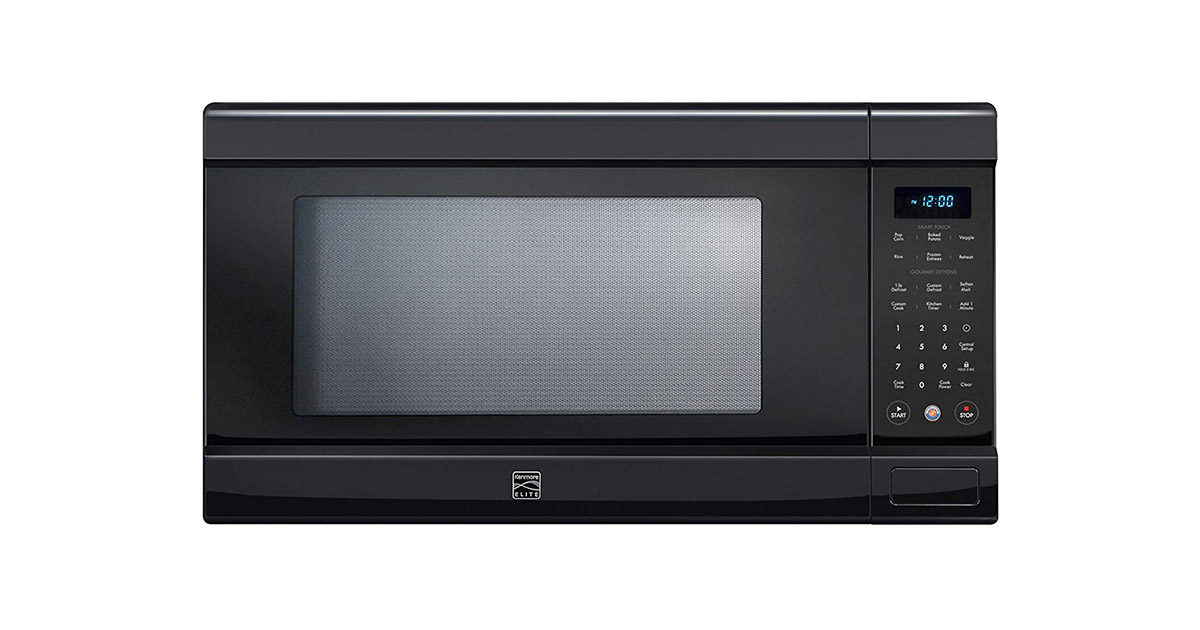Best Kenmore Over The Range Microwave Review Top 10
