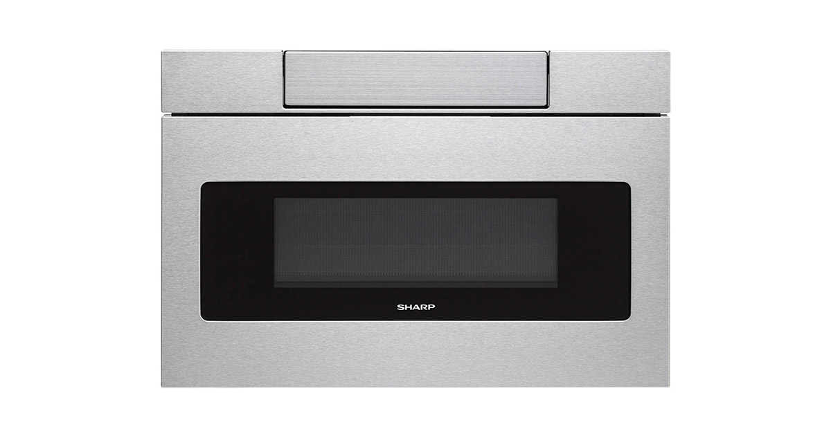 SHARP SMD3070AS 30inches Stainless Steel Microwave Drawer Oven image