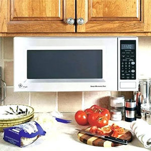 Weight Limit for Over the Range Microwave Mount under A Cabinet image