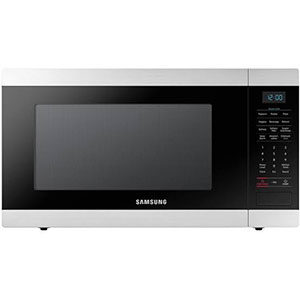 countertop microwave oven image