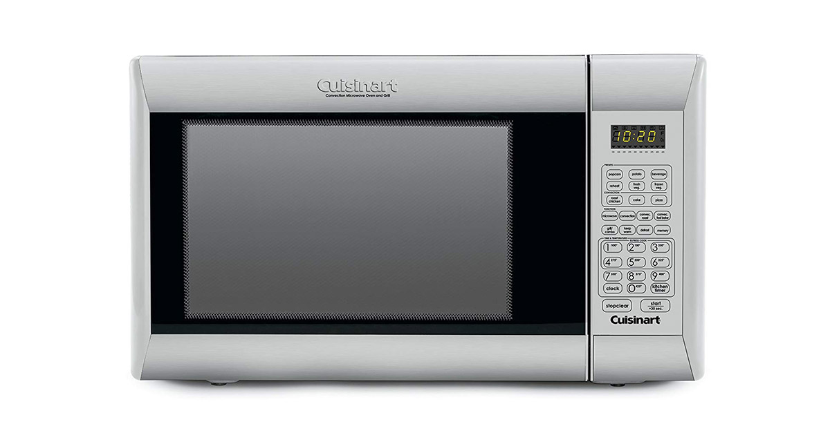 Cuisinart CMW-200 Convection Grill Microwave Oven image