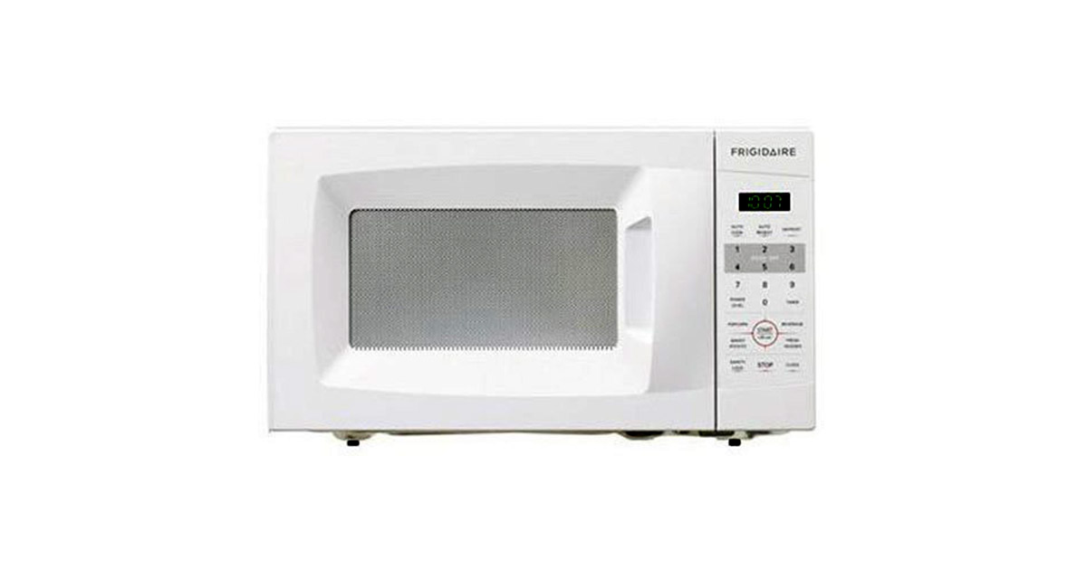 Frigidaire FFCM0724LW White Countertop Microwave Oven image