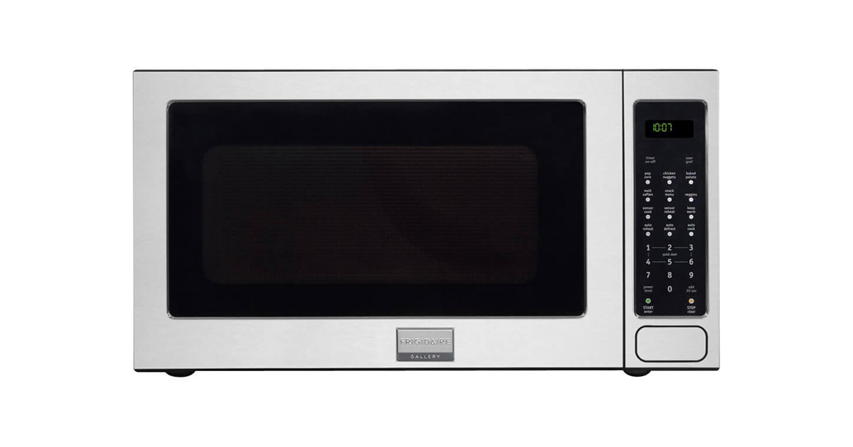 Frigidaire FGMO205KF Gallery Series Stainless Built-In Microwave Oven image