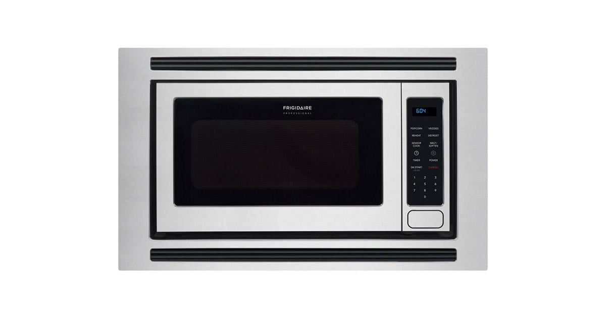 Frigidaire Professional FPMO209RF Built-In Microwave Oven image