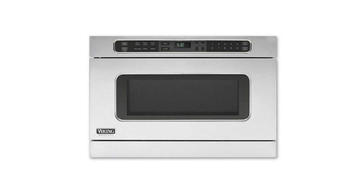 Viking VMOD241SS 24Inches Microwave Drawer image