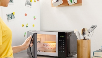 9 Perfect Over the Range Microwave Ovens that fits any of your Counter Space