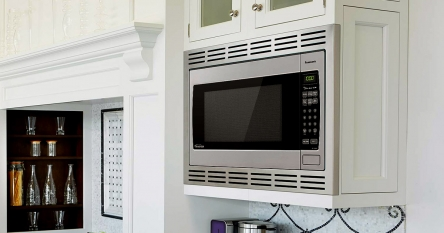 Give stylish look to your kitchen by adding one of these Best Built-in Microwave Ovens