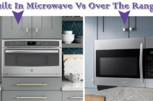 Difference between Over the Range Microwave & Built In Microwave