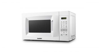 COMFEE_ EM720CPL-PM Pearl White Countertop Microwave Oven image