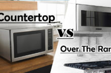 Over the Range vs Countertop Microwave | Choose the Best One