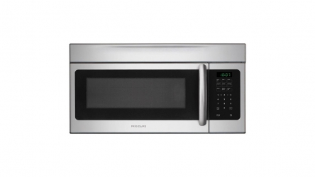 30″ 1.6 Cu. Ft. 1000W Frigidaire FFMV164LS Over the Range Microwave – Best option at the low price!