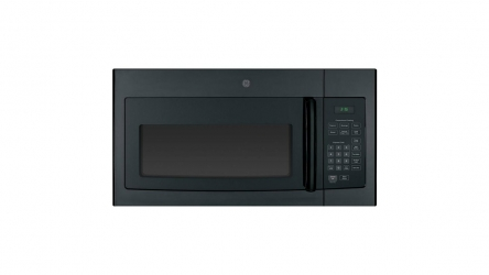 GE JVM3160DFBB Over the Range Microwave – Allows you to Install/ Cook/ Clean with Ease!