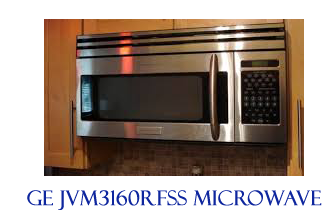 The Ge Jvm3160rfss 30 Inches Microwave Oven