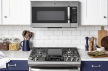 10 Easy-to-use GE Over the Range Microwaves – Perfect addition to your Kitchen!