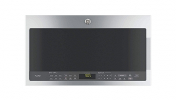 GE PVM9005SJSS Microwave Oven – Best OTR with Advanced Features!