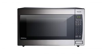 Panasonic NN-SN966S Stainless Steel Countertop_Built-In with Inverter Technology and Genius Sensor Microwave Oven image