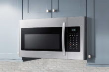 Best Rated Samsung Over the range Microwave Ovens that fit your kitchen needs