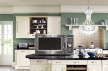 Enhance the modernness of your kitchen with Best Sharp Over the Counter Microwave Ovens