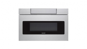 Sharp SMD2470AS Over the Range Microwave Drawer – Its quality makes it last longer!