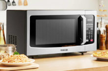 Now Save space on your Countertop with these Perfect Under the Cabinet Microwave Ovens